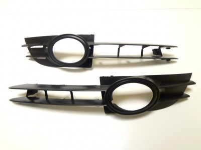 AUDI_A6_4F_2005_2008_front_bumper_lower_grille_with_fog_lights_hole_LH_RH_Diesel1.JPG