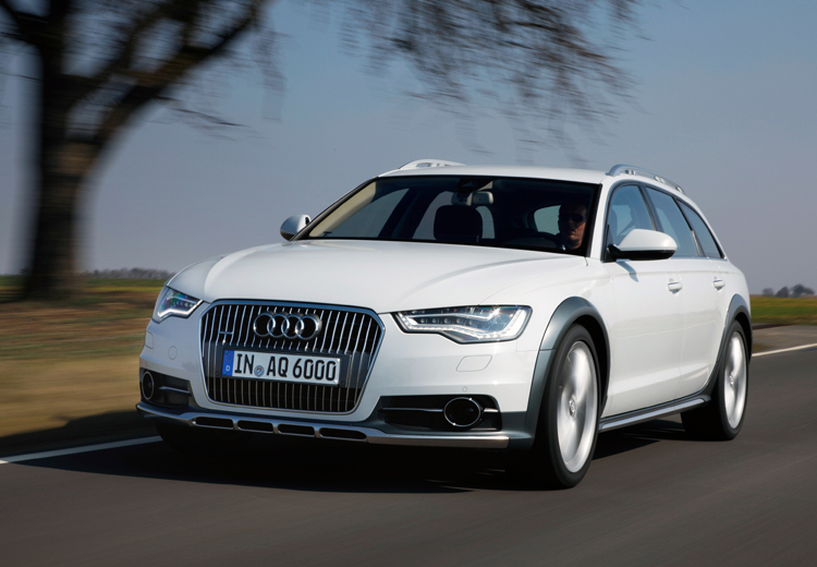 Third Generation A6 AllRoad